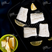 Puréed Fish - 6pc