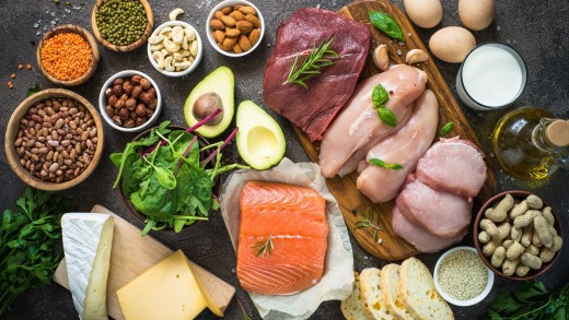 Eating Right: The Power of Protein