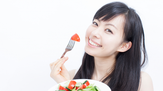 Nutrients for Her - Healthy Eating for Females